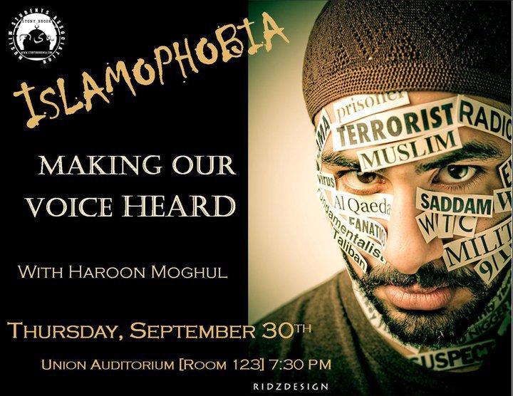Stony Brook Islamophobia